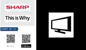 50, 60, 70, 80 чи 90 дюймів? Який розмір телевізора Sharp найкраще пасуватиме до вашої вітальні? Перевірте, щоб не купити замалий телевізор
