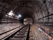 Тоннели киевского метро проседают