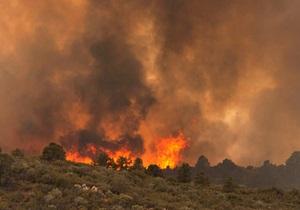 Природные пожары в Аризоне: погибли 19 спасателей
