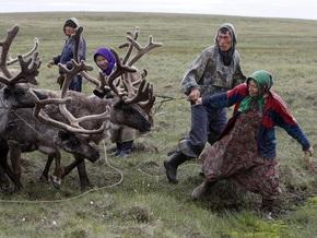 Фотогалерея: Ненцы-оленеводы могут потерять тундру