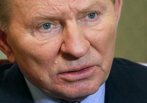 Кузьмин: ГПУ проверяет версию о причастности Кучмы к убийству Щербаня