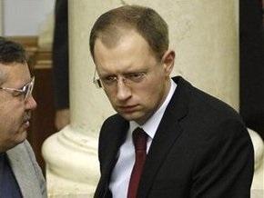 Яценюк: Президентские выборы мешают ВР принимать непопулярные решения