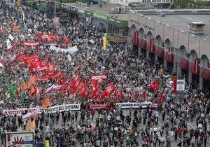Российская оппозиция подала заявку на марш 12 июня - в День России
