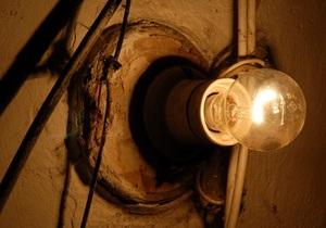 В Украине жители 13-ти населенных пунктов остались без электричества