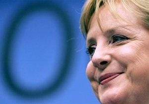 Меркель похвалила Италию за введенные реформы