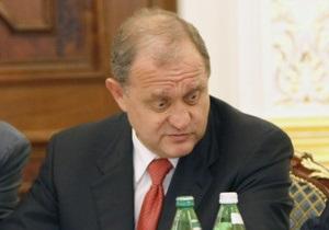 Янукович поблагодарил Могилева за  надежность и верность