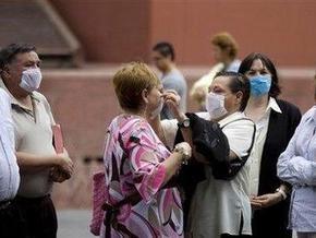 ВОЗ сообщает о 5728 случаях заболевания гриппом A/H1N1