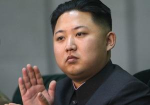 Ким Чен Ун назначил нового министра обороны КНДР
