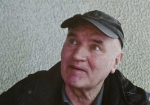 СМИ: Адвокат Младича заявил, что два года назад генерал лечился от рака