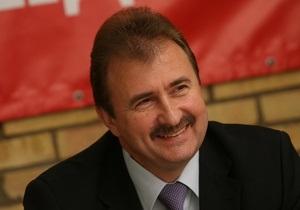Попов сменил Черновецкого на посту главы комитета по экономическим реформам