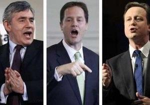 В Великобритании сегодня проходят парламентские выборы
