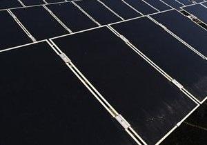 Еврокомиссия может ввести пошлины на дешевые китайские солнечные батареи