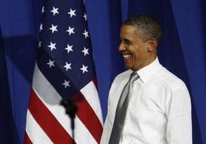 Почти половина американцев одобряет действия Обамы - опрос