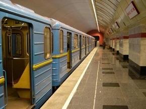 Киевсовет хотел отдать под залог вагоны метрополитена