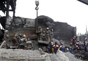 Журналистов попросили покинуть территорию шахты Распадская