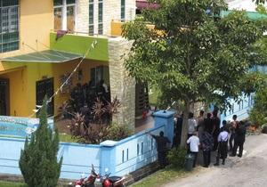 Полиция Малайзии обезвредила мужчину, захватившего заложников в детском саду