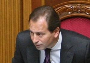 Томенко допускает ликвидацию райсоветов Киева 25 августа