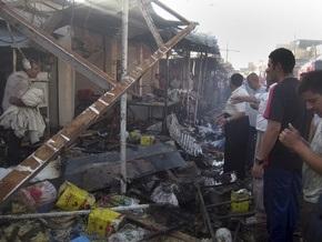 В Ираке в день вывода войск США прогремел взрыв: погибли 30 человек