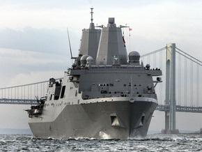 В Нью-Йорк прибыл корабль, построенный из обломков Всемирного торгового центра