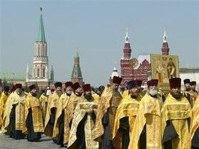 В спальных районах Москвы построят около 200 церквей