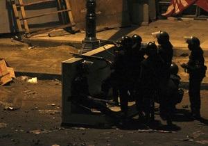 Протестующие забросали бутылками с зажигательной смесью знаменитый Каирский музей