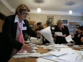 Партия власти лидирует на выборах в Южной Осетии - ЦИК