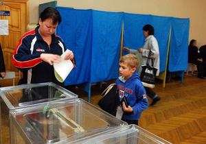 Янукович предложил изменить закон о выборах - послание