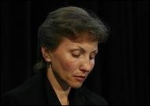Вдова Литвиненко ждет содействия от Медведева