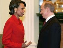Райс считает неприемлемыми скрытые угрозы России в адрес Украины