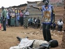 В Кении продолжаются беспорядки: сотни погибших