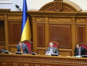 Рада изменила законы о содействии осуществлению предпринимательской деятельности