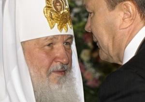 УГКЦ просит Януковича обеспечить равноправие всех украинских церквей