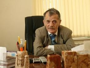 Лидер крымских татар отказался от охраны МВД