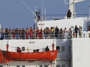 Карпачева: Члены экипажа Фаины просили передать родным, что живы и здоровы