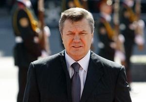 Янукович: Я хотел бы, чтобы мы вышли с чистым лицом после этих выборов
