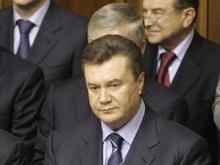 Парламент отправил в отставку Януковича