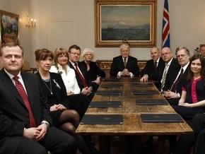 Исландия изменит конституцию ради вступления в ЕС