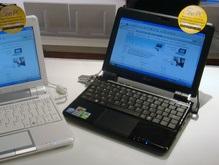 С октября нетбук Eee PC оснастят модулем 3G