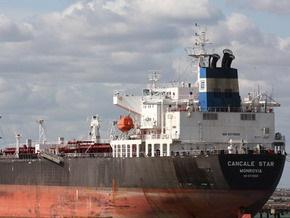 МИД: Украинские моряки с танкера Cancale Star возвращаются домой