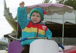 В Киеве откроется игровая площадка Деснянская сказка