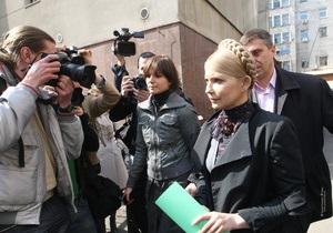 Тимошенко напомнила регионалам Неуловимого Джо, которого никто не пытается ловить