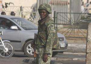 В Нигерии при взрыве в церкви погибли не менее 12 человек