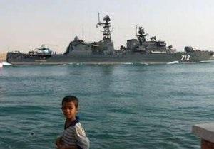 Джибути предоставит порт для кораблей ВМФ России, ведущих борьбу с пиратами