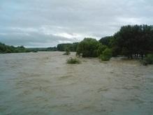 Западная Украина в плену стихии. В Ивано-Франковской области начался ураган