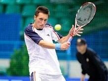 Теннис: Первая ракетка Украины стал автором сенсации в Загребе