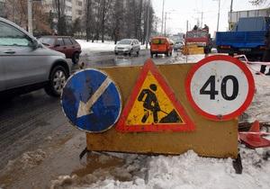 Коммунальщики обещают справиться с ямочным ремонтом на дорогах до 20 апреля