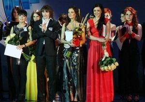 Определены полуфиналисты Новой волны-2012 от Украины