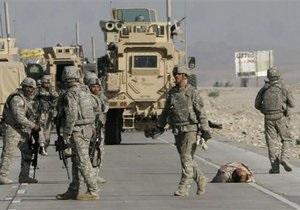 США хотят ускорить вывод войск из Афганистана