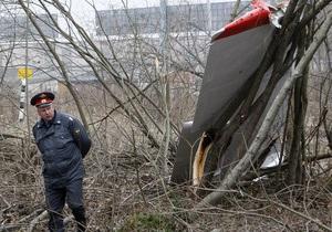 В России опровергают заявление Польши о мародерстве на месте крушения Ту-154 (обновлено)