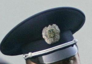 В Донецкой области работник телерадиокомпании выстрелил в милиционера